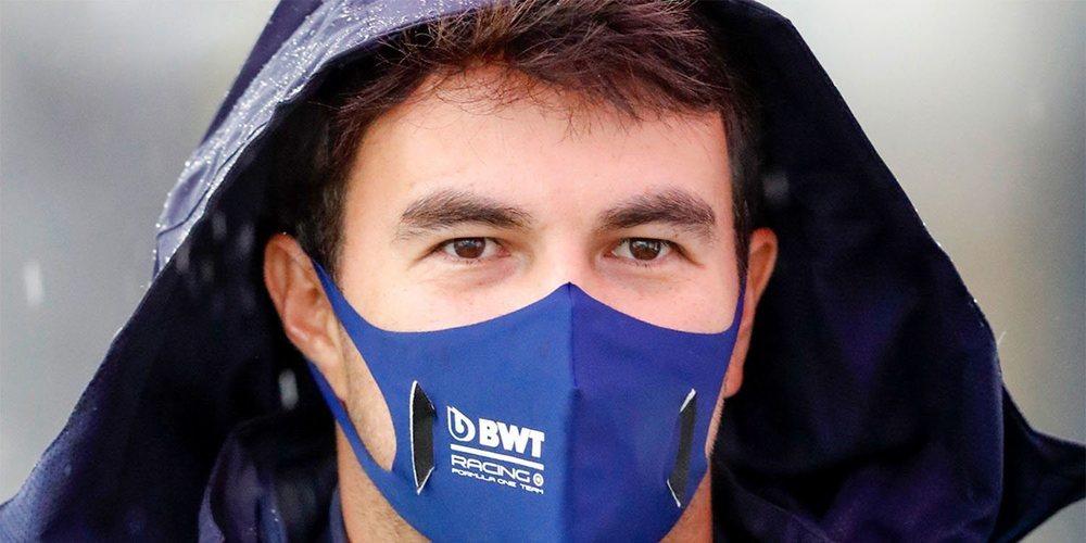 """Pérez: """"Ha sido una pena haber calificado en decimoséptima posición en este fin de semana"""""""