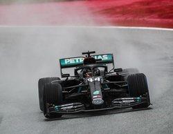 """Lewis Hamilton: """"Muchas veces no podía saber por dónde iba"""""""