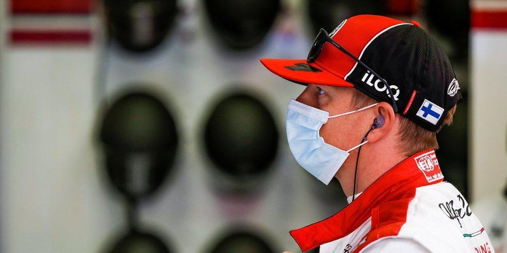 """Räikkönen: """"Es decepcionante porque teníamos el potencial para conseguir un buen resultado"""""""