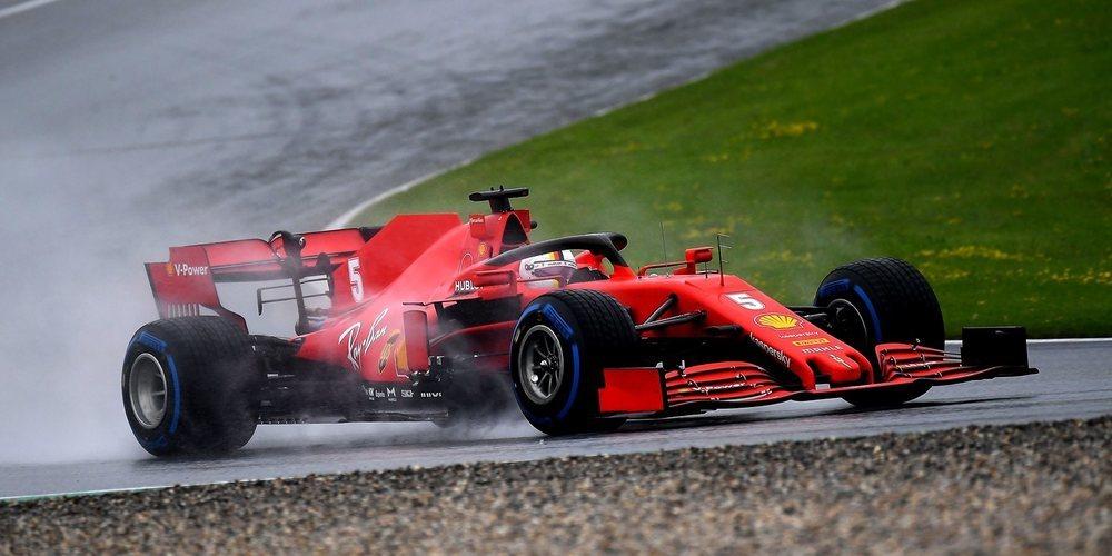 """Sebastian Vettel: """"Hicimos todo lo que pudimos"""""""