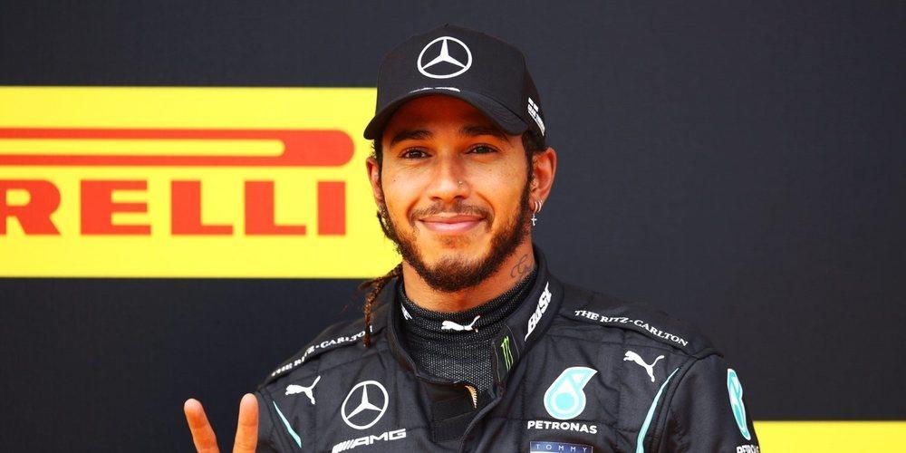 """Lewis Hamilton: """"Ha pasado mucho tiempo desde la última victoria del año pasado"""""""