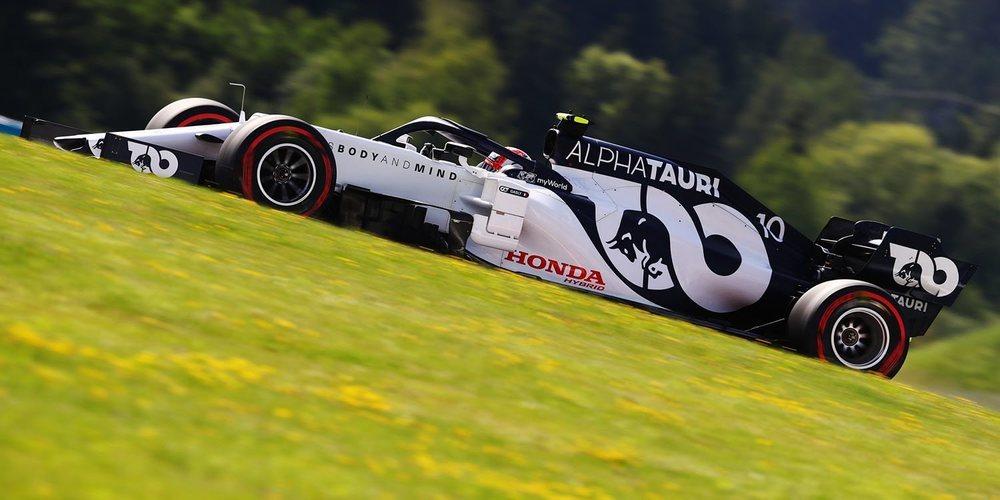 Previa Alpha Tauri - Hungría: Esta pista es bastante diferente a la de Austria; nos podría venir mejor