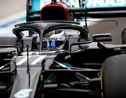 Los Mercedes de Bottas y Hamilton terminan en cabeza y avisan de cara a la clasificación