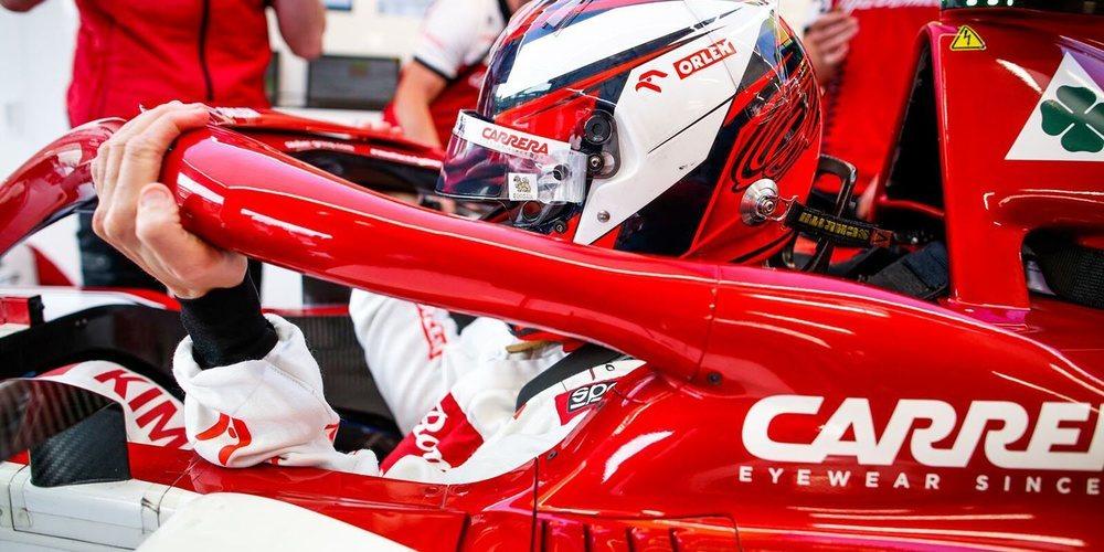 """Kimi Räikkönen: """"Estamos lejos, así que tenemos trabajo por delante en todas las áreas del coche"""""""