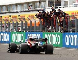 """Verstappen: """"Como equipo nunca nos rendimos, así que este podio se lo dedico a los mecánicos"""""""