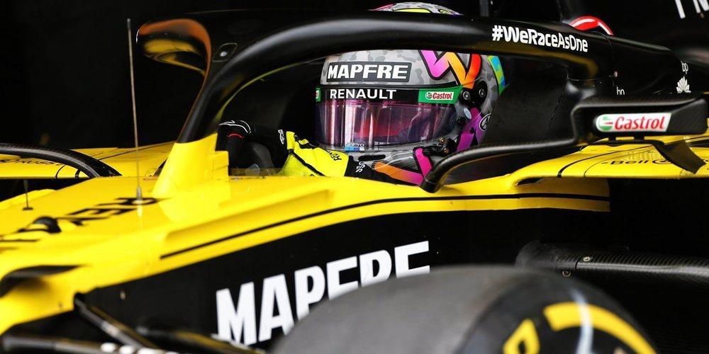 """Daniel Ricciardo: """"El octavo puesto ha sido todo lo que podíamos lograr"""""""