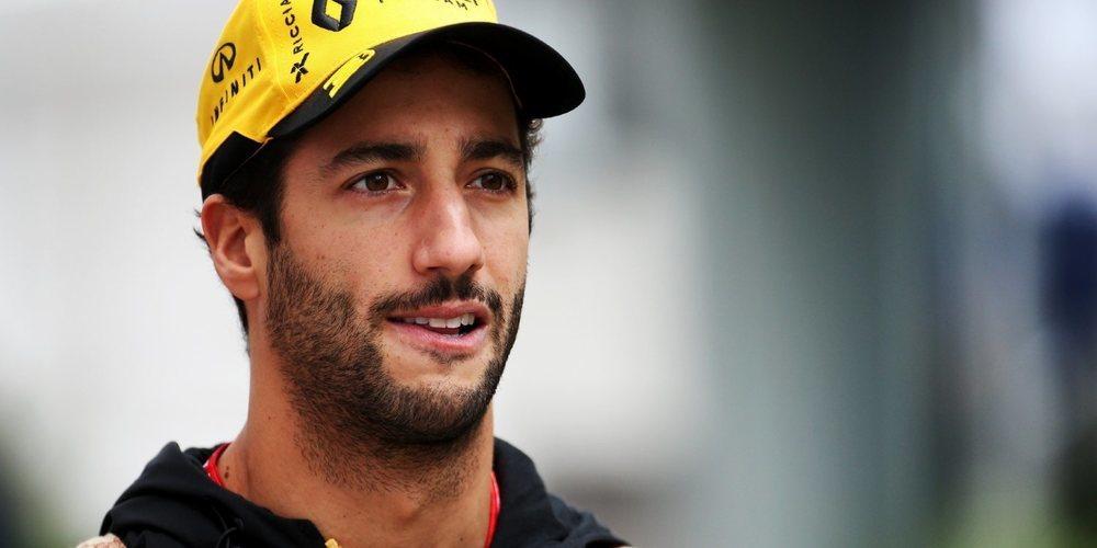 """Ricciardo, sobre Vettel: """"Si todavía tiene el deseo de competir al máximo nivel, debería continuar"""""""