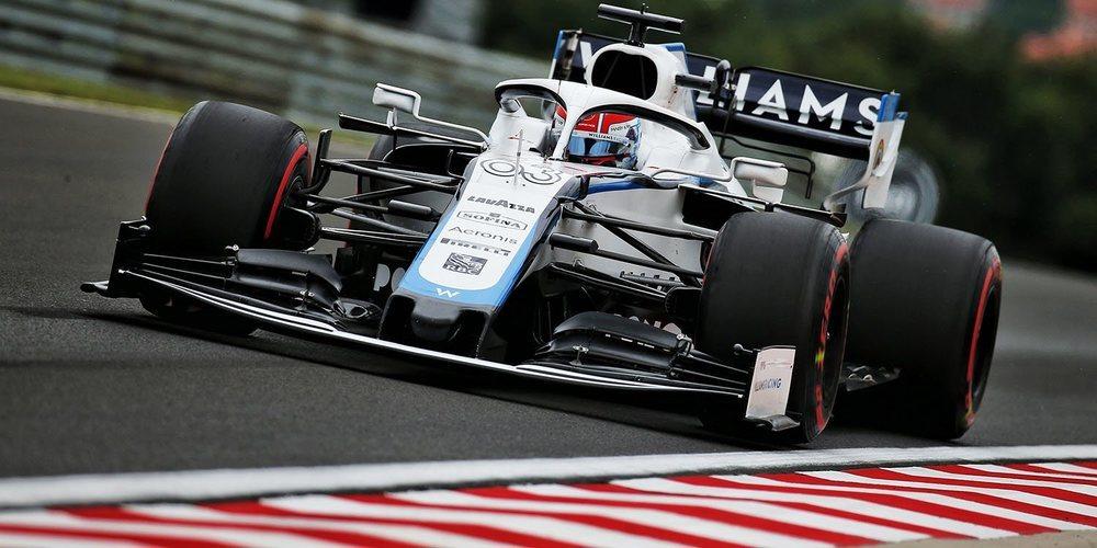 """Previa Williams - Gran Bretaña: """"La meta es mantener esta dinámica y recortar la distancia con el resto"""""""