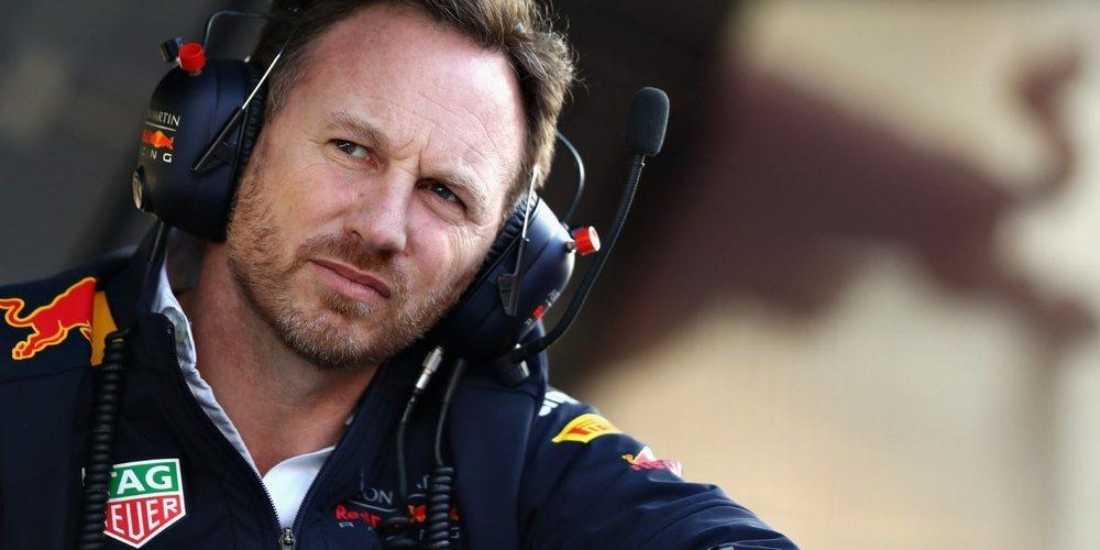 """Christian Horner: """"Está claro que estamos más cerca, pero Mercedes aún tiene ventaja"""""""
