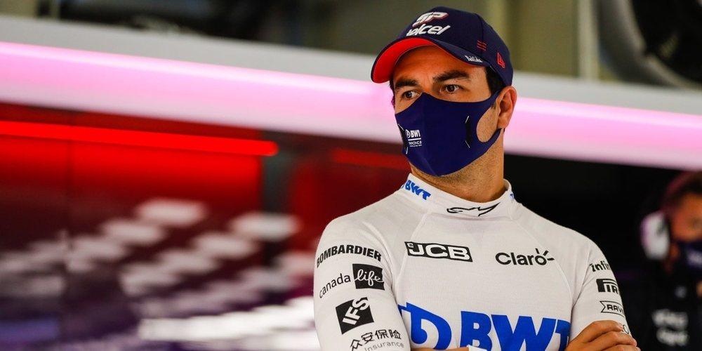 OFICIAL: La Covid-19 llega al Mundial de F1: Sergio Pérez da positivo