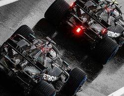 """Valtteri Bottas: """"Hamilton me presiona constantemente, lo que me ayuda a superar mis límites"""""""