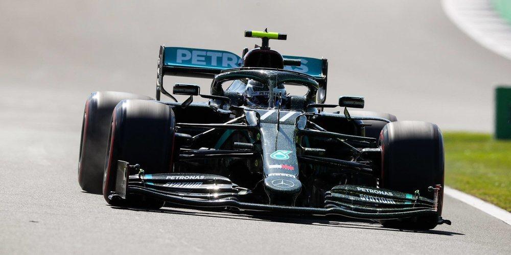 Valtteri Bottas marca el ritmo en los Libres 3 del GP de Gran Bretaña