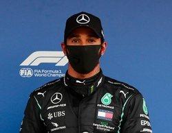 Mercedes vapulea a sus rivales en Clasificación bajo el mandato de Lewis Hamilton