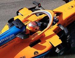 """Sainz: """"He estado más contento con el coche hoy; estamos en una buena posición para mañana"""""""