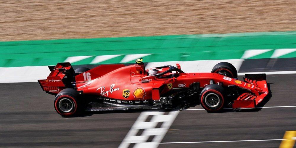 """Charles Leclerc: """" Con una buena estrategia esperamos sumar buenos puntos"""""""