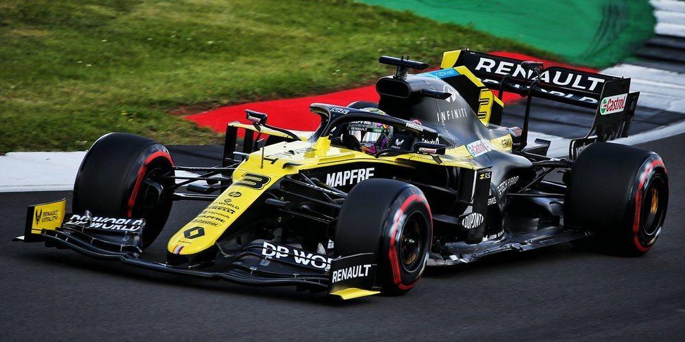 """Ricciardo: """"Hemos estado en el Top 10 todo el fin de semana, por lo que podemos estar contentos"""""""