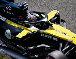 "Daniel Ricciardo: ""Ha sido una carrera loca al final"""