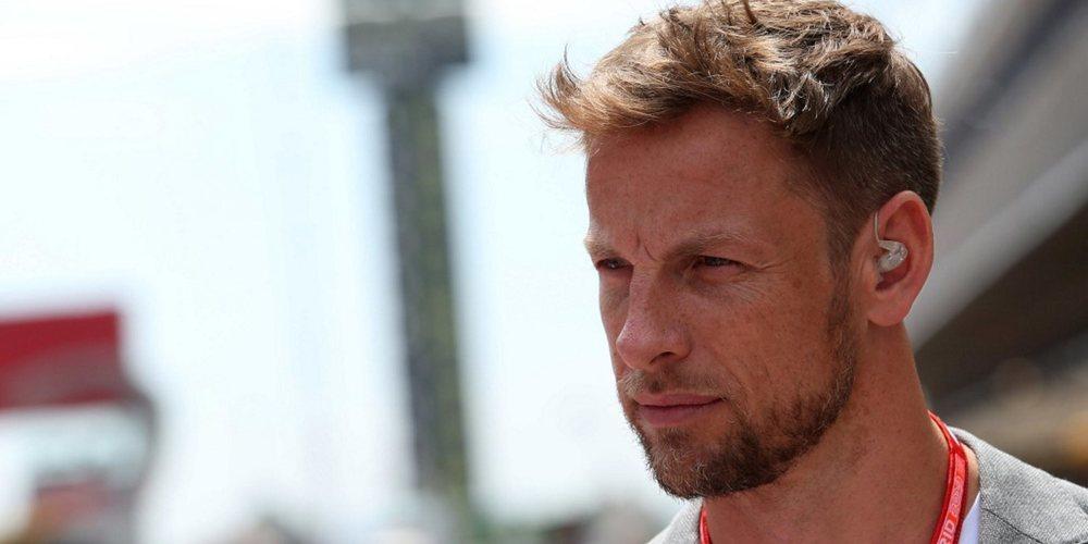 """Jenson Button, sobre Russell: """"Williams ha hecho un buen progreso desde el año pasado"""""""