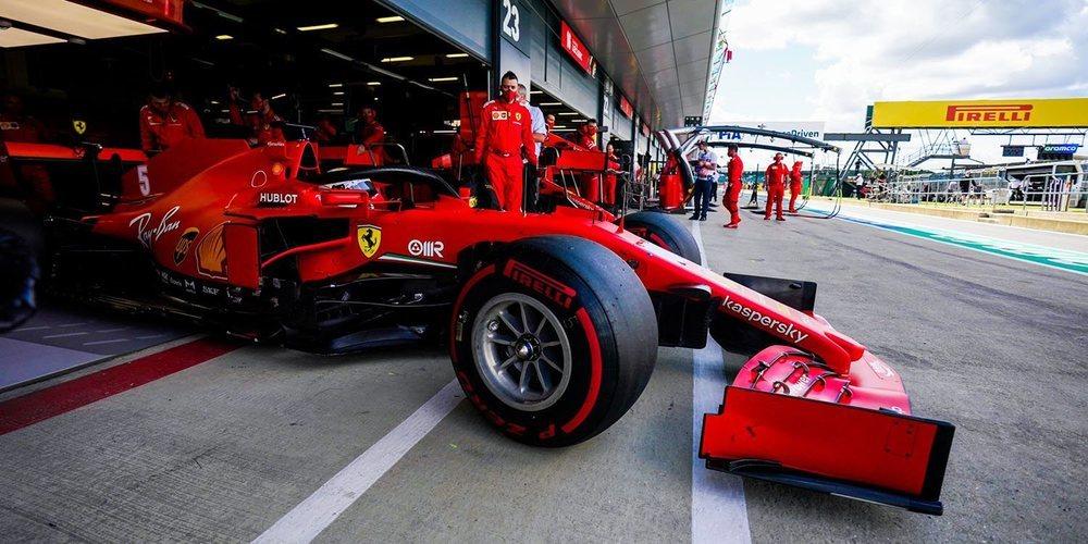 """Previa Ferrari - 70º aniversario: """"No estamos en la lucha por la victoria; el objetivo es dar el máximo"""""""