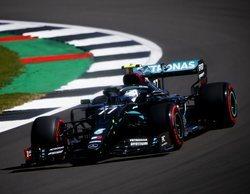 Valtteri Bottas domina con superioridad en la primera sesión de prácticas en Silverstone