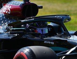 Mercedes sigue liderando en Silvestone, esta vez con Lewis Hamilton por delante de Valtteri Bottas