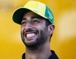 """Daniel Ricciardo: """"Contamos con una buena base de cara al domingo"""""""