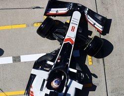 """Grosjean: """"Estoy contento con el coche, esto indica que estamos avanzando en la dirección correcta"""""""