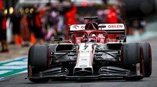 """Kimi Räikkönen: """"Fue un viernes sencillo, con suerte daremos un paso adelante"""""""