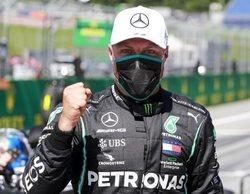 Valtteri Bottas le arrebata la Pole a Hamilton en el último momento y partirá en primer lugar