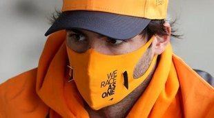 """Carlos Sainz: """"Estoy frustrado por el problema en mi coche, pero aún podemos pelear mañana"""""""