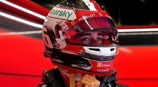 """Leclerc: """"Mañana sufriremos todavía más por nuestro agresivo nivel de carga aerodinámica"""""""