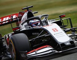 """Romain Grosjean: """"Estoy contento, pero tenemos mucho más trabajo por hacer"""""""