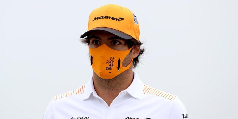 """Carlos Sainz: """"He vuelto a perder un buen resultado por razones que escapan de mi control"""""""
