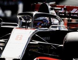 """Romain Grosjean: """"Nuestros resultados no muestran mucho, pero el ritmo no fue malo"""""""
