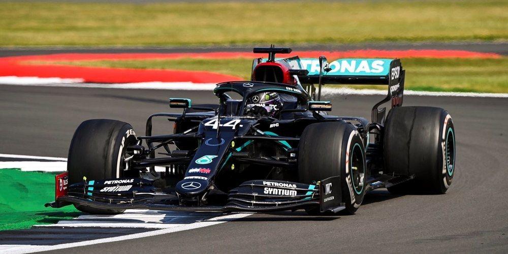 """Lewis Hamilton: """"No esperábamos sufrir tanto con las ampollas"""""""