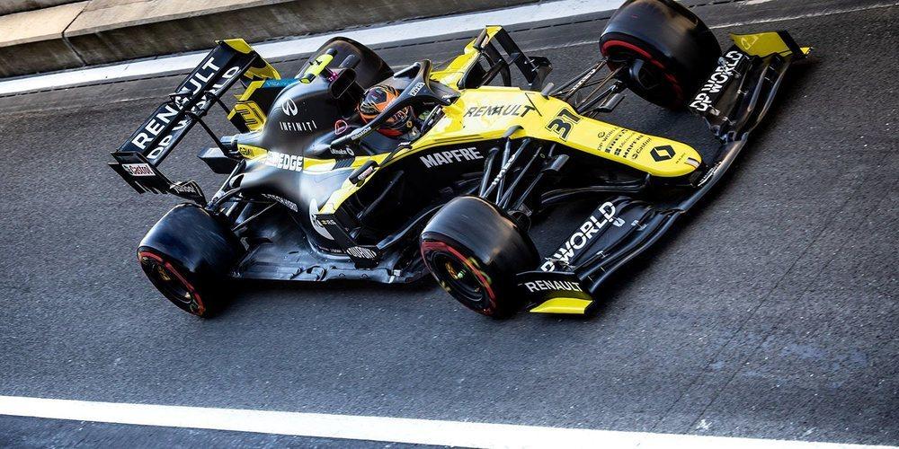 """Previa Renault - España: """"Mirando lo que hicimos en Silverstone, el coche debería ser competitivo"""""""
