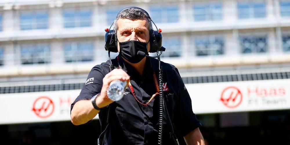 """Previa Haas - España: """"Esperamos que esta pista nos beneficie y podamos lograr un buen resultado"""""""