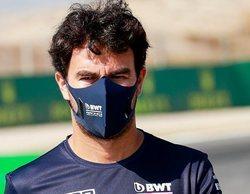 Sergio Pérez ya no da positivo y está preparado para competir en este Gran Premio de España