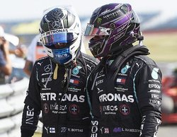 Los pilotos de Mercedes siguen en lo más alto de la tabla de tiempos ahora en los Libres 2