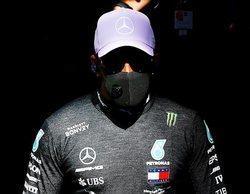 """Hamilton: """"No hemos sufrido ampollas y las gomas han rendido bien en simulación de carrera"""""""