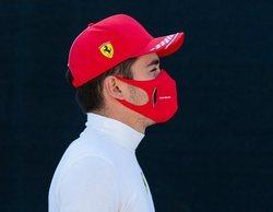 """Charles Leclerc: """"El subviraje del coche ha ido cada vez a peor"""""""