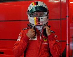 """Vettel: """"Estuvimos en una posición en la que no teníamos nada que perder, nos arriesgamos y funcionó"""""""