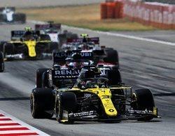 """Daniel Ricciardo: """"Es decepcionante porque esperábamos más después de las últimas carreras"""""""