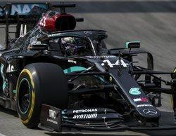 """Lewis Hamilton: """"Estaba aturdido, ni siquiera sabía que era la última vuelta"""""""