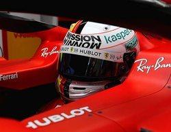 """Sebastian Vettel: """"Me encanta luchar en las primeras posiciones, aunque este año no podemos"""""""