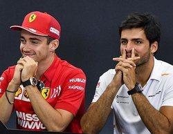 Carlos Sainz no se siente intimidado por llegar a Ferrari y comenzar desde cero en 2021