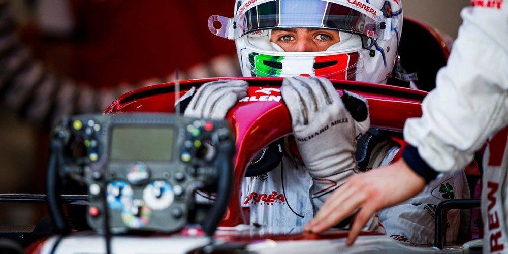 """Previa Alfa Romeo - Bélgica: """"Tenemos que ser realistas con nuestras expectativas"""""""