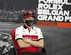 "Kimi Räikkönen: ""Estar con mi familia decidirá si continúo en Fórmula 1 o no"""