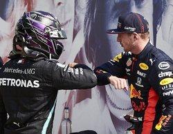 """Lewis Hamilton: """"Ojalá hubiera una batalla más ajustada contra Red Bull esta temporada"""""""
