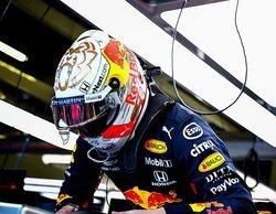 Max Verstappen demuestra que el RB16 es competitivo y finaliza líder en los segundos Libres